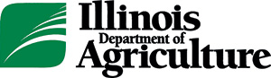 Illiniois Department of Agriculture Logo and link