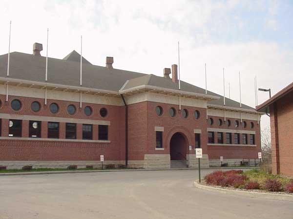Artisans Building Illinois State Fairgrounds