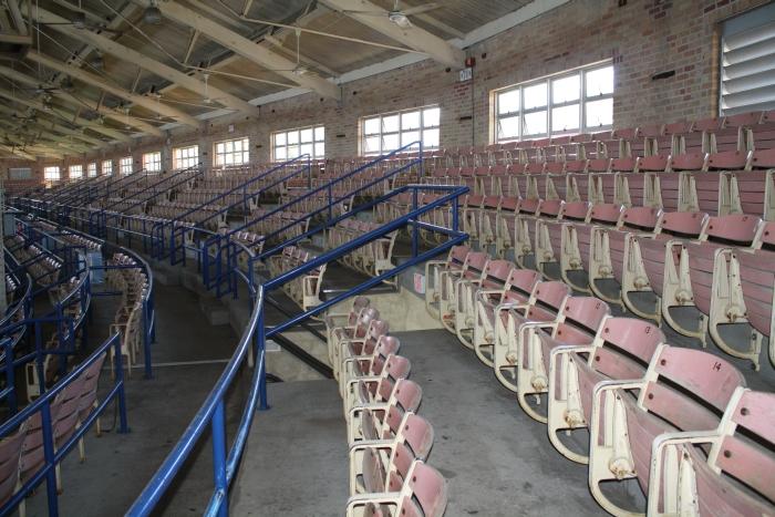 Coliseum Illinois State Fairgrounds