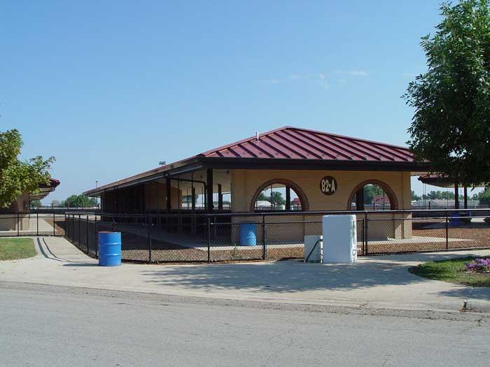 Horse Paddock Illinois State Fairgrounds