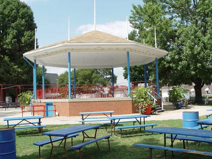 Bandstand/Ethnic Village