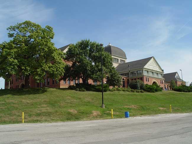 Exposition Building Illinois State Fairgrounds