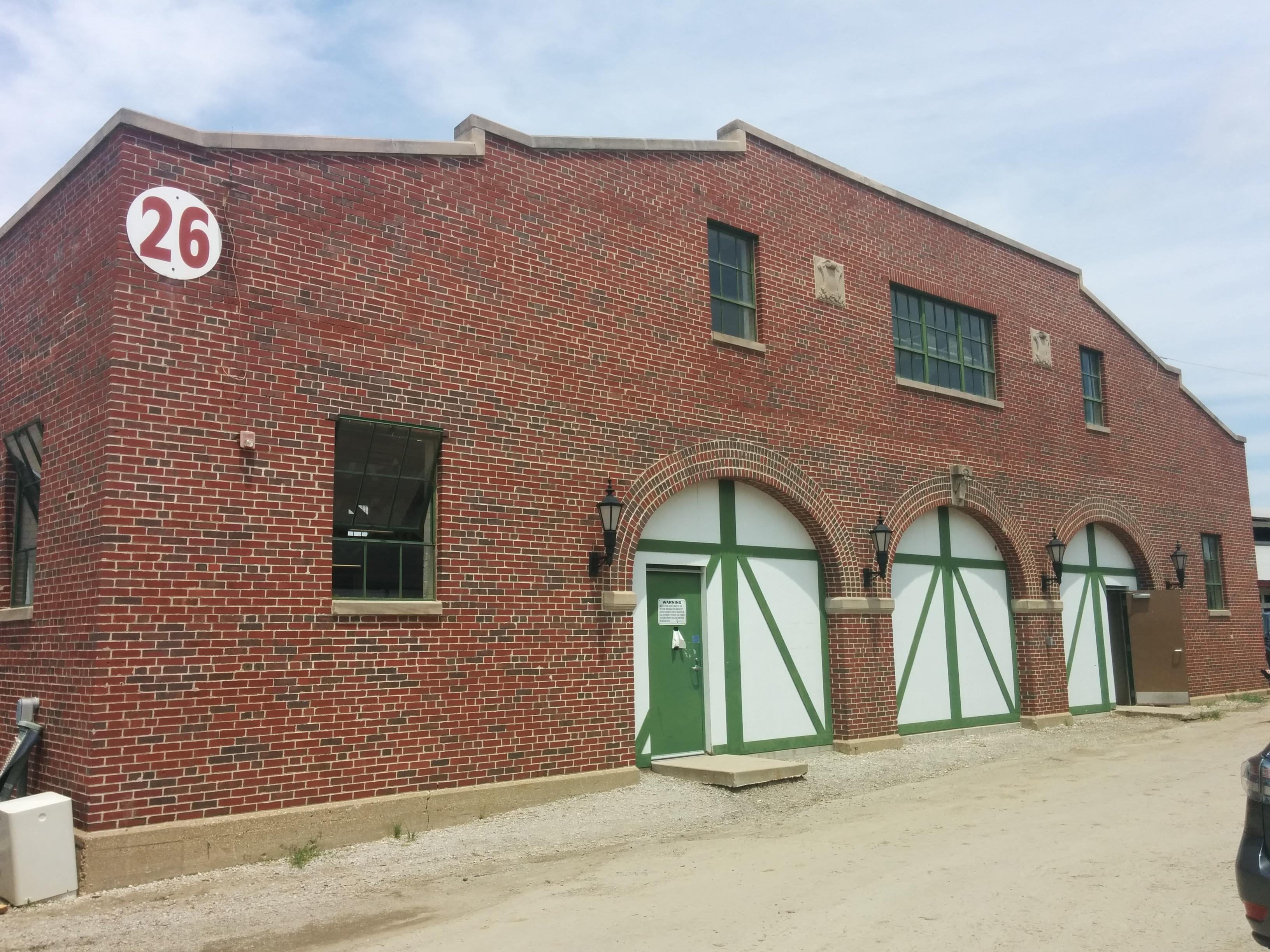 Sale Barn 26 Illinois State Fairgrounds