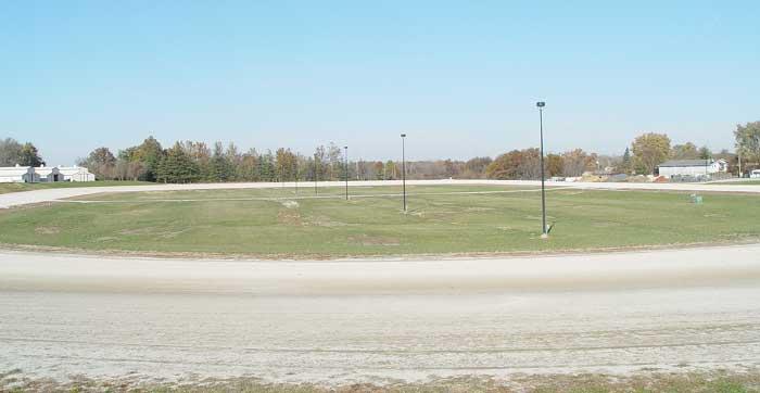 Infield, One-Half Mile Track | Illinois State Fairgrounds